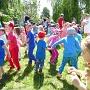 Bal Kolorów w przedszkolu
