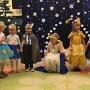 Świąteczne przedstawienie w grupie Biedronki