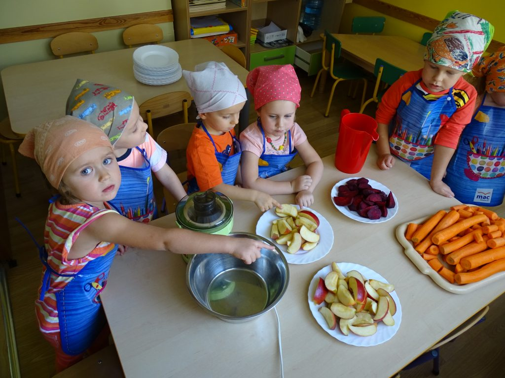 Jemy zdrowo, kolorowo - Dzień Marchewki