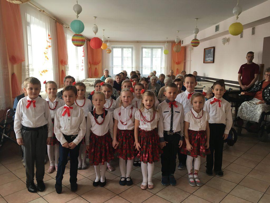 Przedszkolaki w Jadwinowie