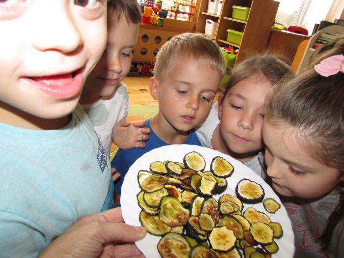 Tydzień owocowo-warzywny w Nutkach