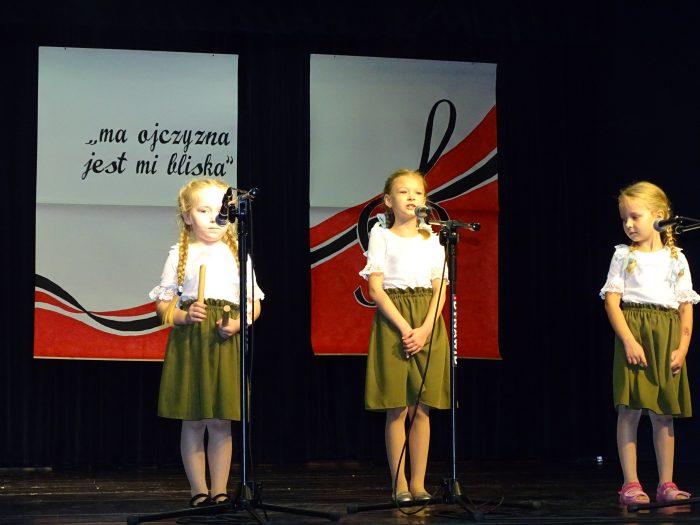 Liski i Nutki na Miejskim Festiwalu Pieśni Patriotycznej