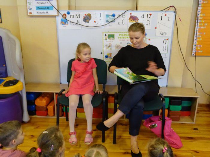 Kolejne mamy czytają w Liskach