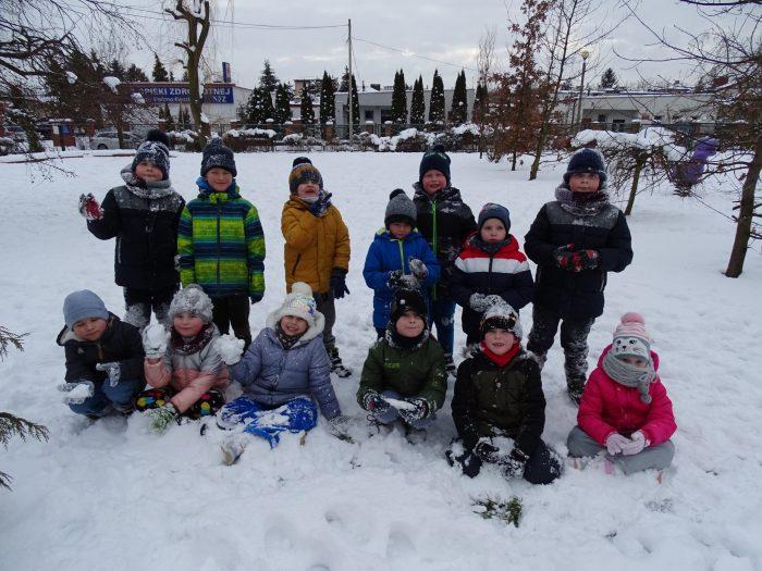 Śnieżne igraszki Elfów