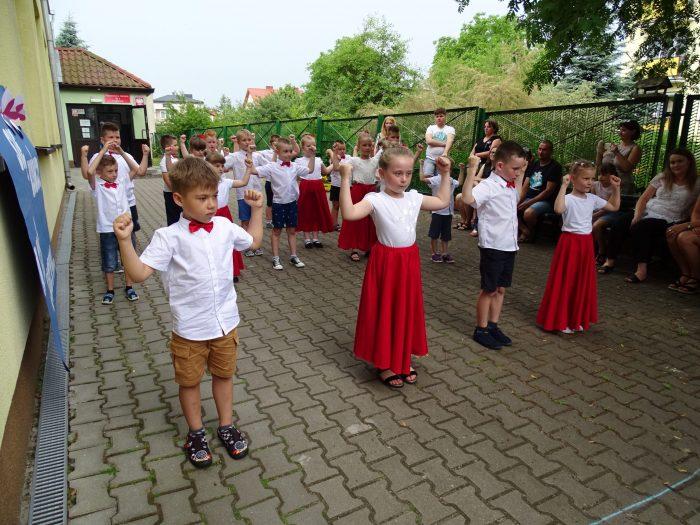 Elfy żegnają przedszkole